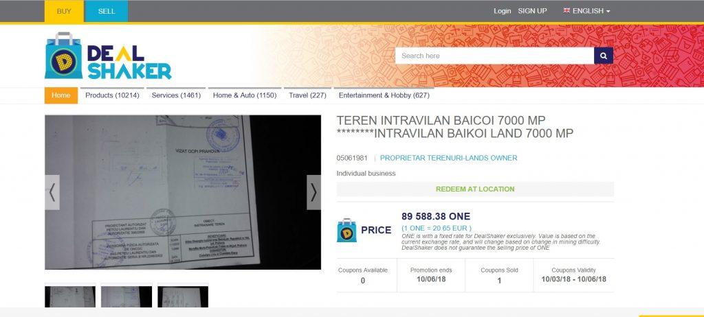 Premieră în România. Tranzacție de 2 milioane de euro cu OneCoin ONECOINTRANZACTIE2MILIOANEEURO 1024x462