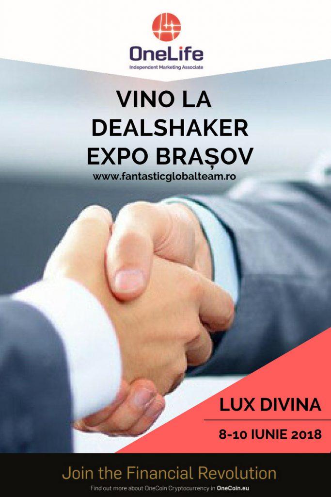 10 argumente pentru care merită să mergi la DealShaker Expo Brașov  10 argumente pentru care merită să mergi la DealShaker Expo Brașov BANNNER NOU BRASOV 683x1024