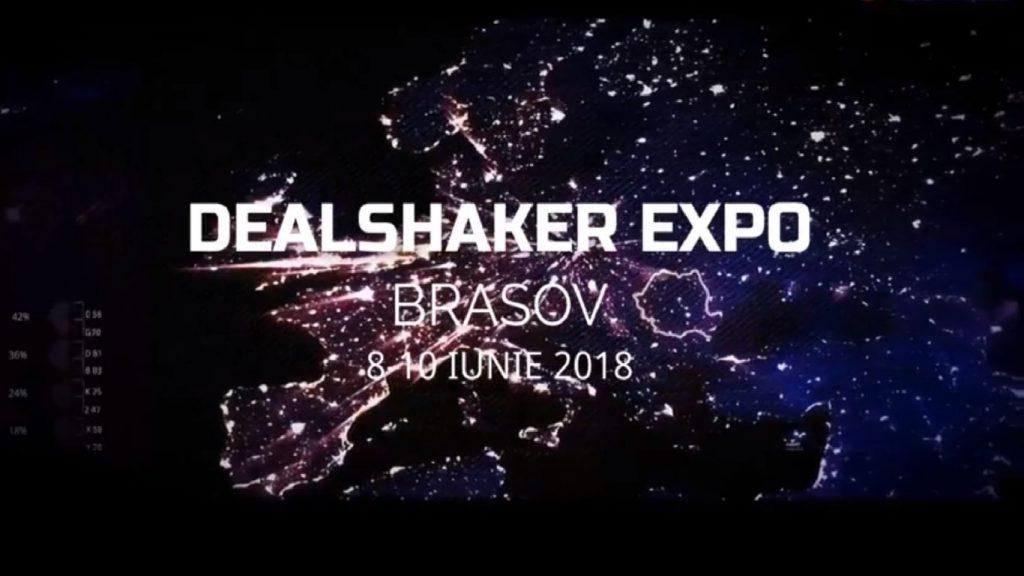 DealShaker Expo Brașov. Ultimele pregătiri pentru primul târg regional OneCoin din România  DealShaker Expo Brașov. Ultimele pregătiri pentru primul târg regional OneCoin din România DEALSHAKEREXPO BANNER 3 1 1024x576