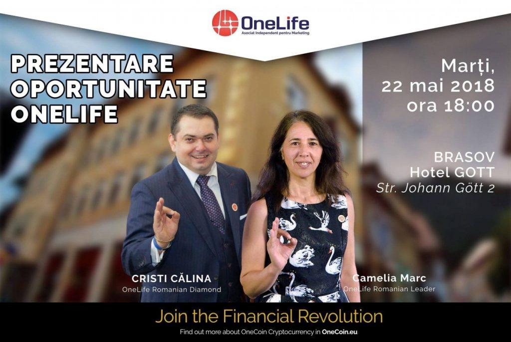 Experții OneLife, prezentări la Brașov. Vino să afli cum să faci afaceri la un alt nivel  Experții OneLife, prezentări la Brașov. Vino să afli cum să faci afaceri la un alt nivel curs0 1024x687