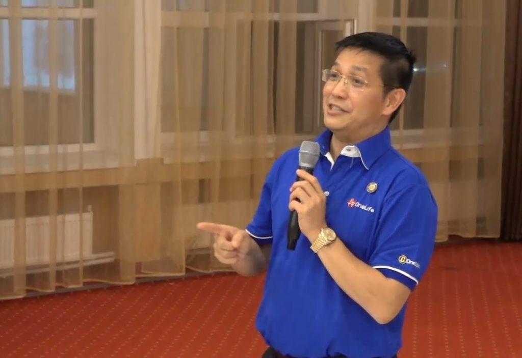 Simon Le: OneCoin are șansa de a schimba economia lumii  Simon Le: OneCoin are șansa de a schimba economia lumii Untitled 1 1024x703