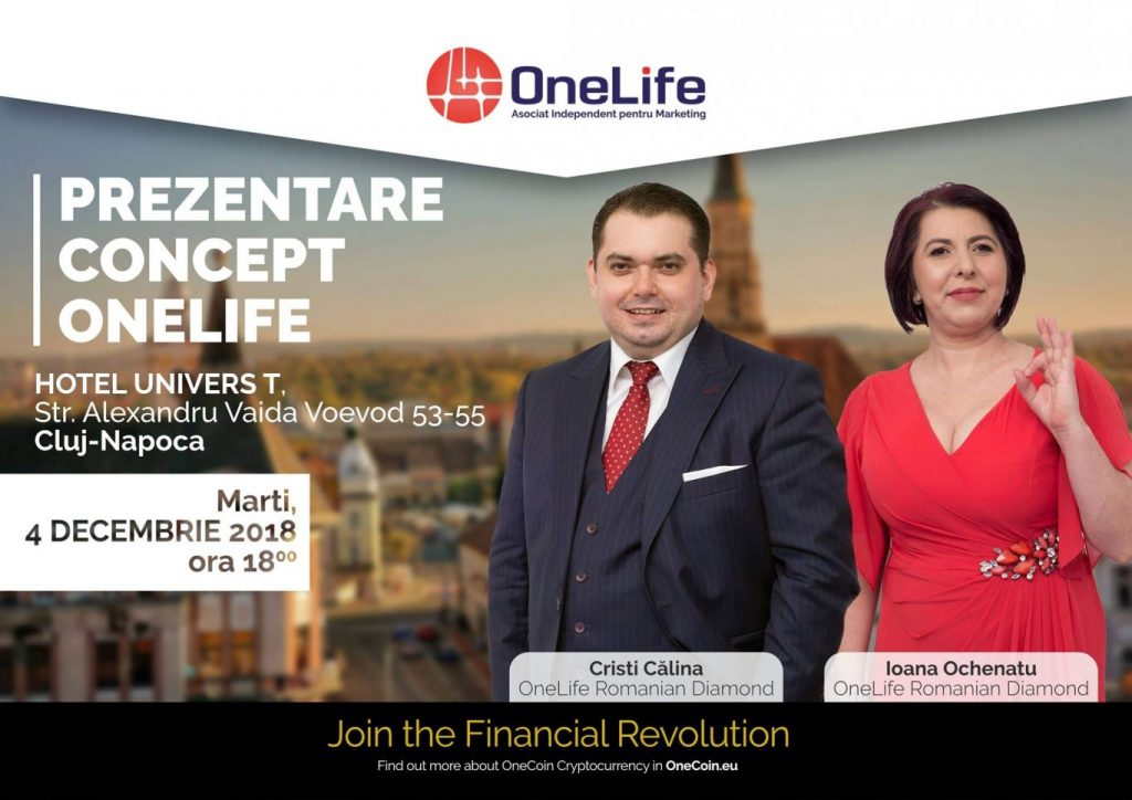 onelife business tour OneLife Business Tour Cluj Napoca – Vino să descoperi avantajele OneLife 47349443 575535339562320 4926555748843913216 n 1024x724