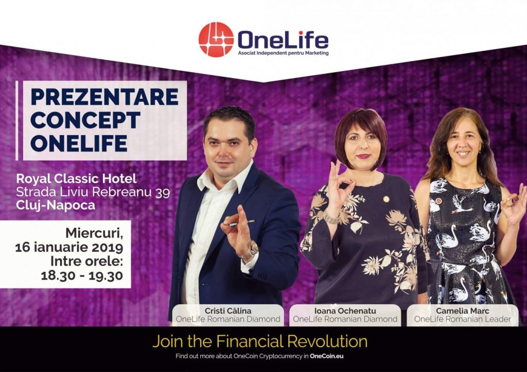 Vino la OneLife Business Tour Cluj. Descoperă oportunitățile financiare și trendurile economiei globale onelife business tour cluj Vino la OneLife Business Tour Cluj. Descoperă oportunitățile financiare și trendurile economiei globale 49637419 802722506786652 7594294772592803840 n 1024x724