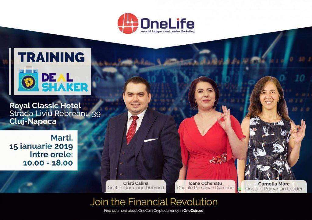 Transilvania descoperă OneLife. Vino la a doua ediție a OneLife Business Tour Cluj onelife Transilvania descoperă OneLife. Vino la a doua ediție a OneLife Business Tour Cluj 49898580 2062013183866586 41599507040829440 n 1024x724
