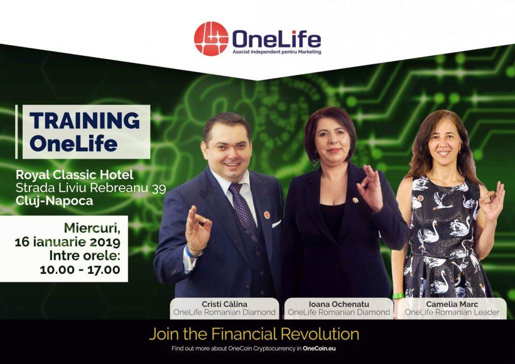 onelife Transilvania descoperă OneLife. Vino la a doua ediție a OneLife Business Tour Cluj 50120745 225641908320364 3590190710646636544 n 1024x724