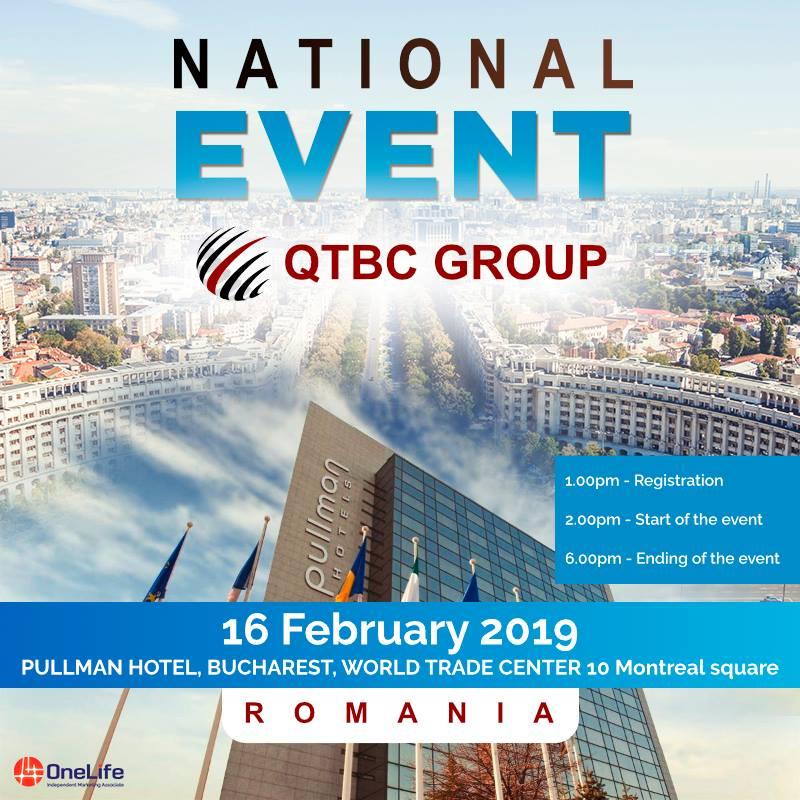 qtbc group QTBC Group își lansează serviciile în România. Primele oferte, mașini cu plata integrală în OneCoin 51559144 2181969268519370 3569510258432802816 n