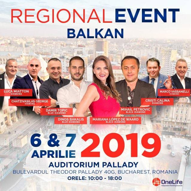 onelife balkan event Newdealshaker.com: OneLife Balkan Event is the first key conference of 2019 balkan event