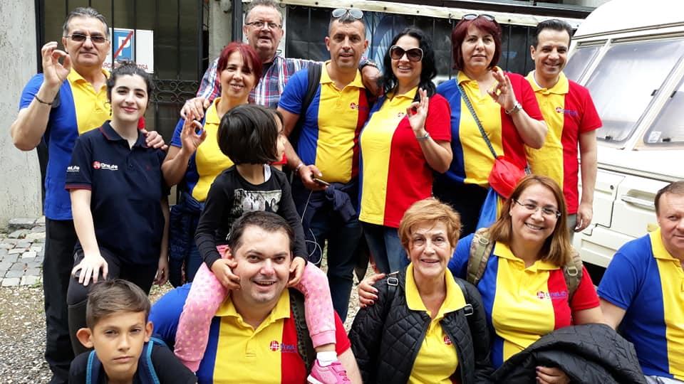 Echipa Fantastic Global Team, la Sărbătoarea Junilor din Brașov  Echipa Fantastic Global Team, la Sărbătoarea Junilor din Brașov 59343008 2391412647569674 6473310546014765056 n