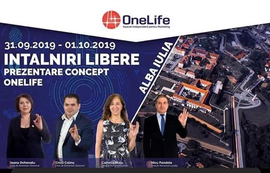 OneLife Business Tour Alba Iulia. 30 septembrie – 1 octombrie 71028329 2421864231467867 1601335452021817344 n 2