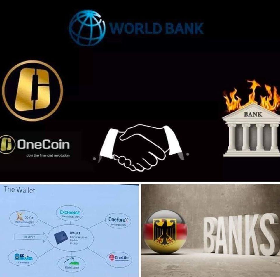 Germania promovează criptovalutele. OneCoin, pe lista monedelor digitale vizate 78213733 2382903365358665 5495021230547271680 o
