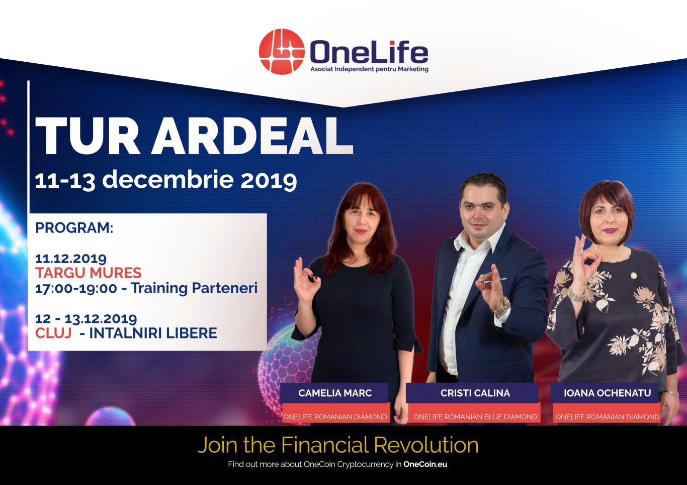 OneLife Tour Ardeal. Oamenii de afaceri, interesați de comunitatea de business OneLife 79085390 481134522509564 1963559829691695104 n
