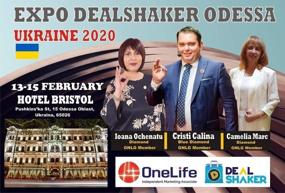 Echipa Fantastic Global Team, la DealShaker Expo Odessa 83831224 1471598153002627 7498040836047765504 n