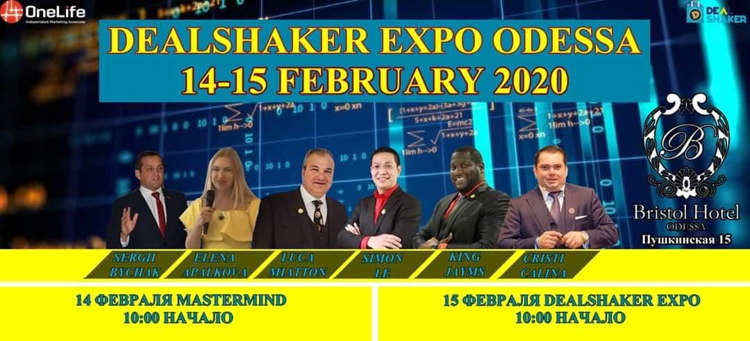 Echipa OneLife România & Moldova, pregătită pentru DealShaker Expo Odessa 83882304 175319227066190 2981972003788947456 n