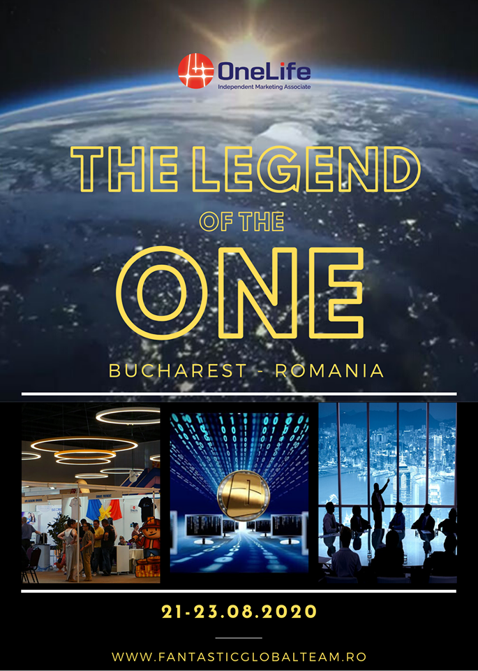 [object object] The Legend of the ONE. Comunitatea OneLife se reunește la București legend1