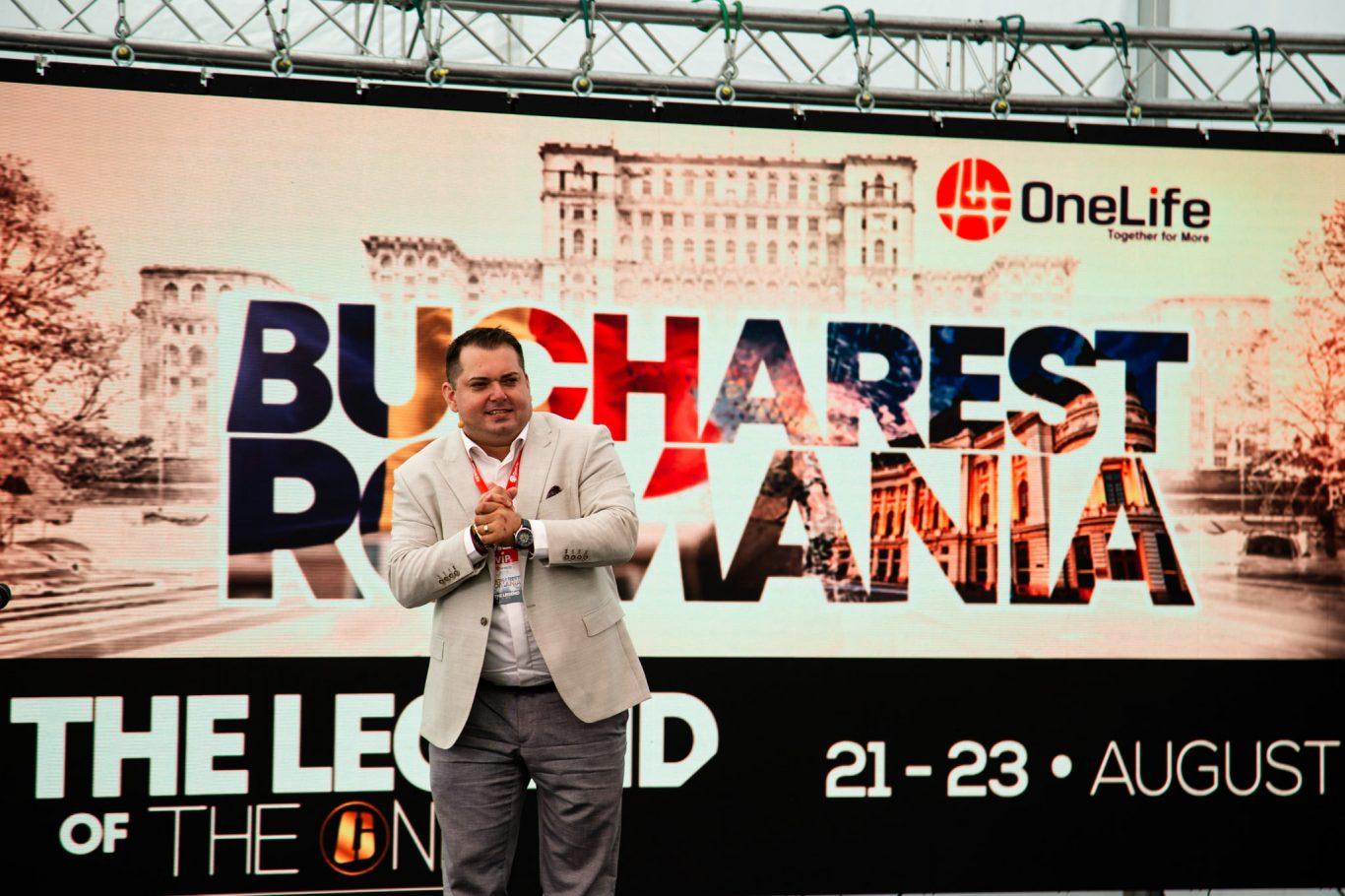 The Legend of the ONE continua. Ce se intampla in a treia zi a evenimentului de la Bucuresti 118180901 3433057766743841 4607330230365961646 o