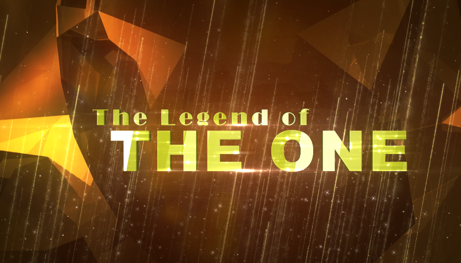 The Legend of the ONE. Are you ready? CamtasiaStudio naSCUYyTcp