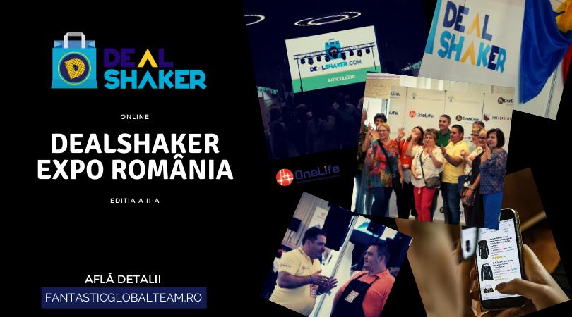 Vă invităm la DealShaker Online Expo România – ediția a II-a PHOTO