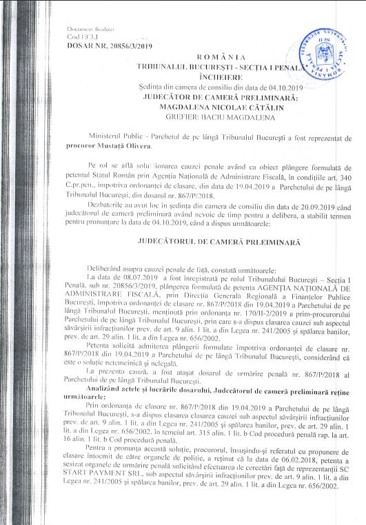 Tribunalul București confirmă legalitatea business-ului OneLife România msedge SV94VCNw82