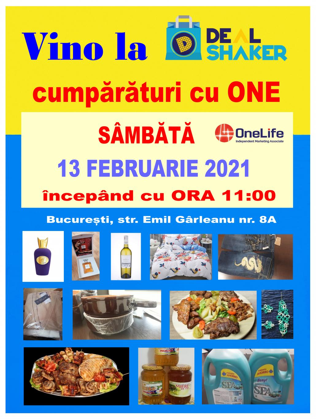 DealShaker Mini Expo București. Comercianții de produse românești, în prim-plan eveniment22