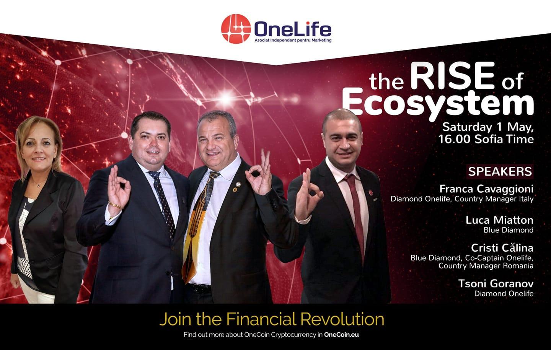 Cea mai importanta zi la cel mai mare eveniment OneLife din 2021, The Ryse of ONE Ecosystem 180837188 4148183978564546 5616572765028186662 n