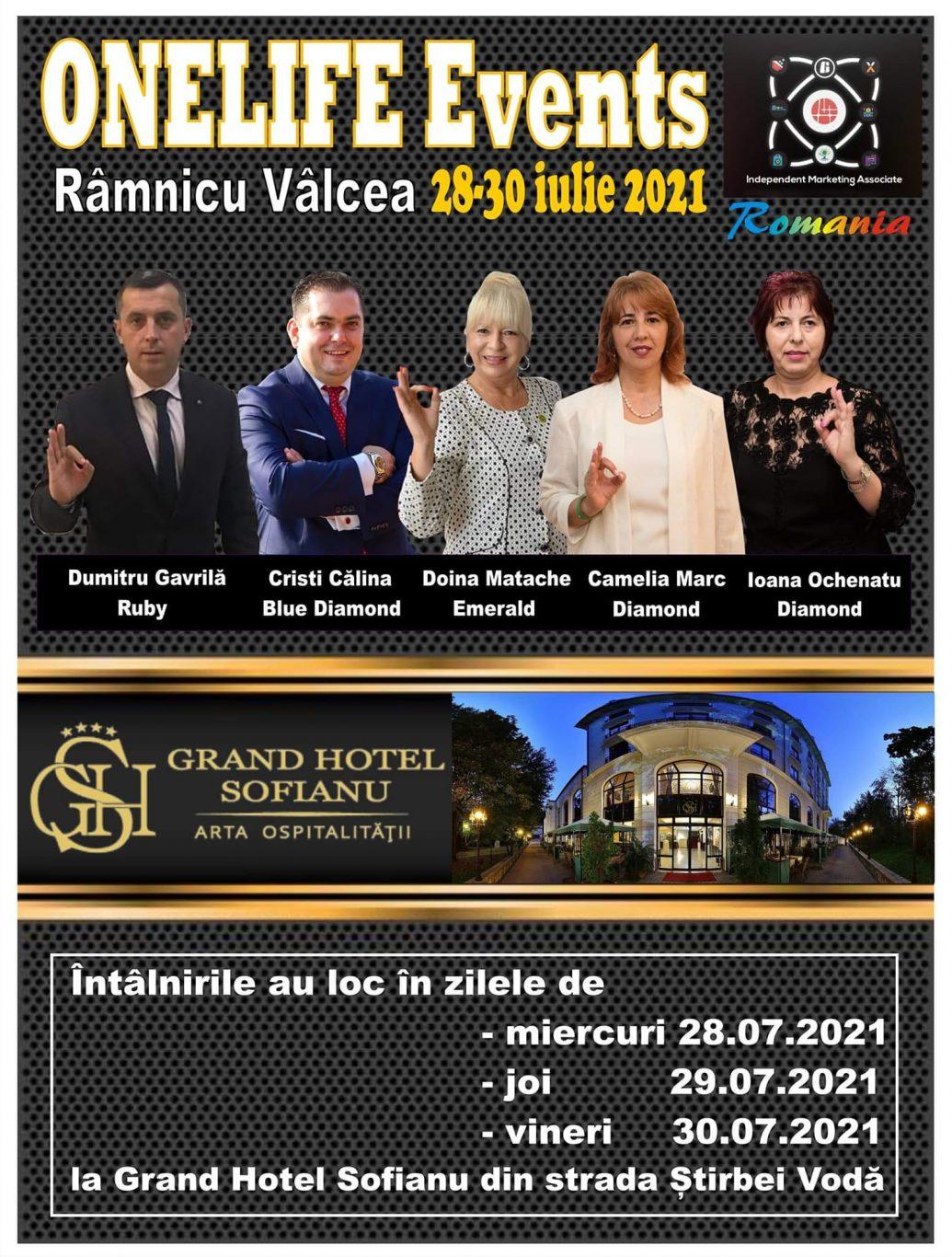 OneLife Events. Echipa OneLife România, la Râmnicu Vâlcea și Iași 225372686 2877860145862982 2937651521615752791 n