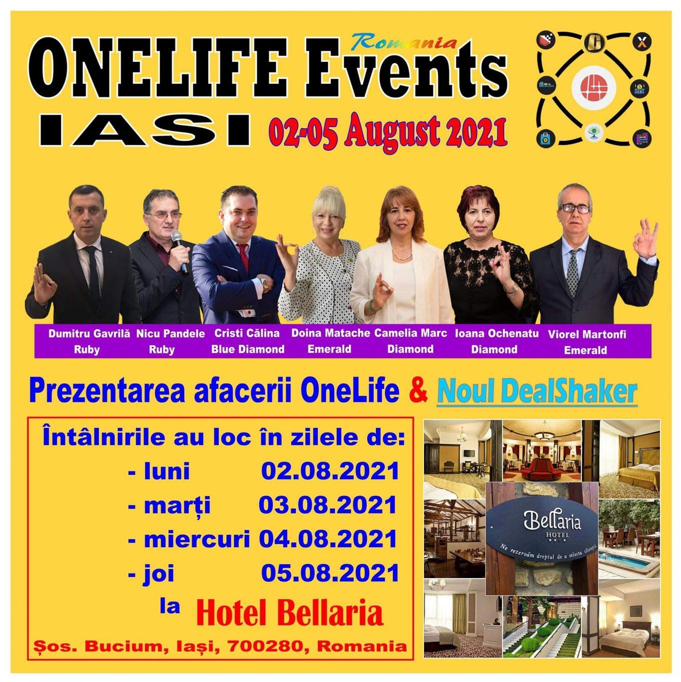 OneLife Events. Echipa OneLife România, la Râmnicu Vâlcea și Iași 226478668 4403214716394803 3532166783524089012 n