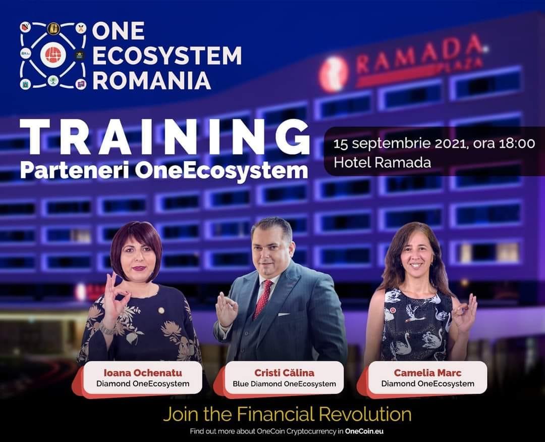OneEcosystem training tour ajunge la Brașov, pe 15 septembrie 241769004 2912577872391209 3439171965286272119 n